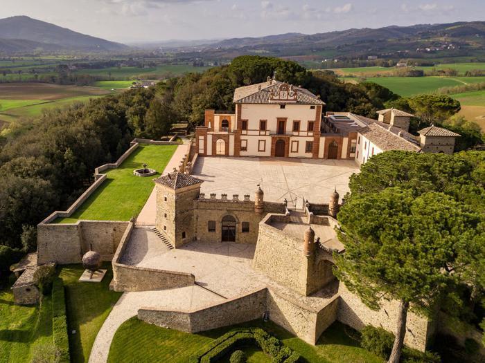 La formula della felicità al Castello di Solfagnano