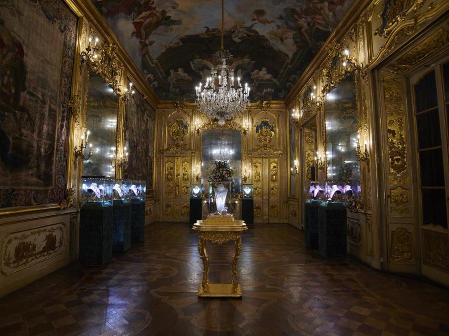 Alta Gioielleria Palazzo Clerici Milan Italy December 5, 2019