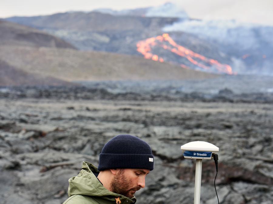 Will, vulcanologo