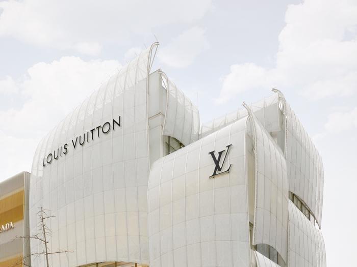 Louis Vuitton apre il suo primo ristorante a Osaka