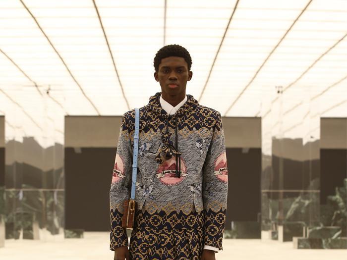 Louis Vuitton, indagine sul viandante contemporaneo