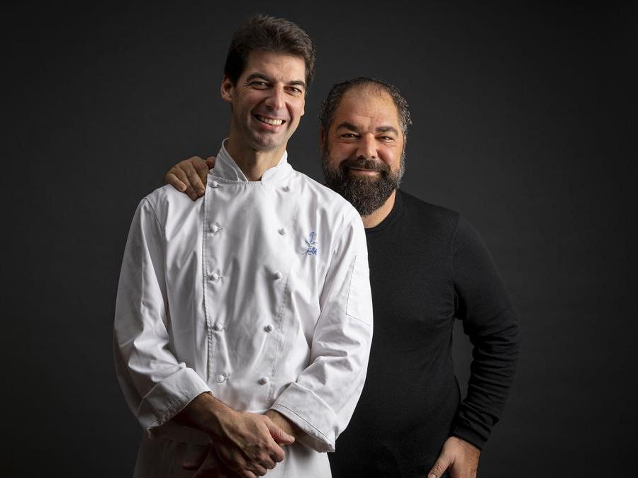 Le Calandre - Massimiliano e Raffaele Alajmo