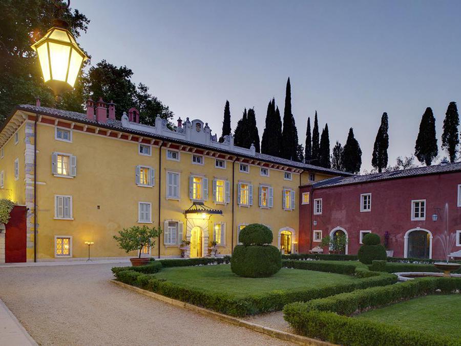 Seconda tappa: Villa Cordevigo a Cavaion Veronese (VR)