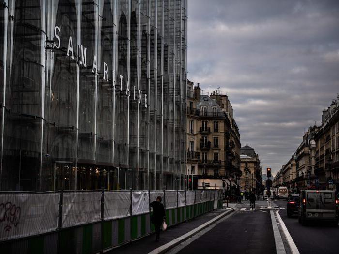 Parigi, La Samaritaine riaprirà più splendida che mai nell'aprile 2020