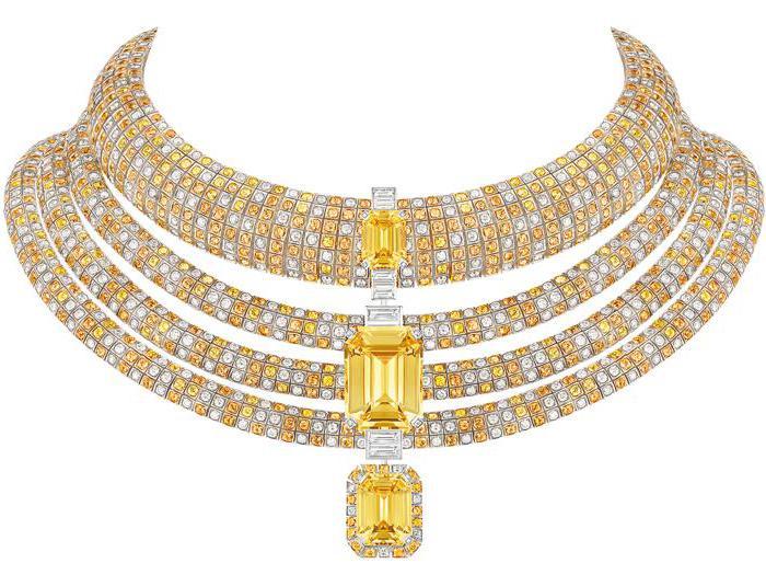 Pavé di diamanti, topazi e smeraldi: così luccica l'alta gioielleria