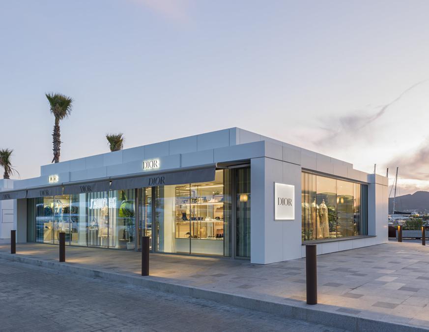 Dior a Ibiza
