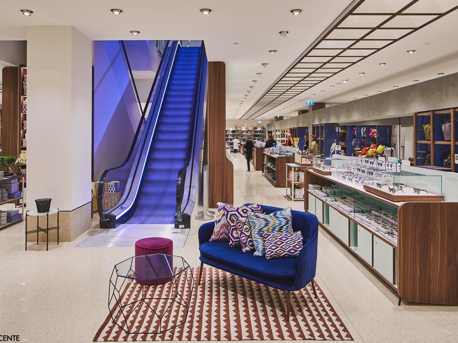 Rinascente Torino -  piano  seminterrato home e design