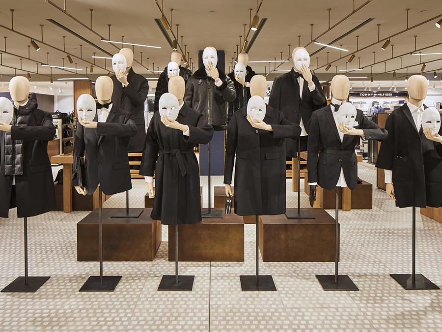 Rinascente Torino - display