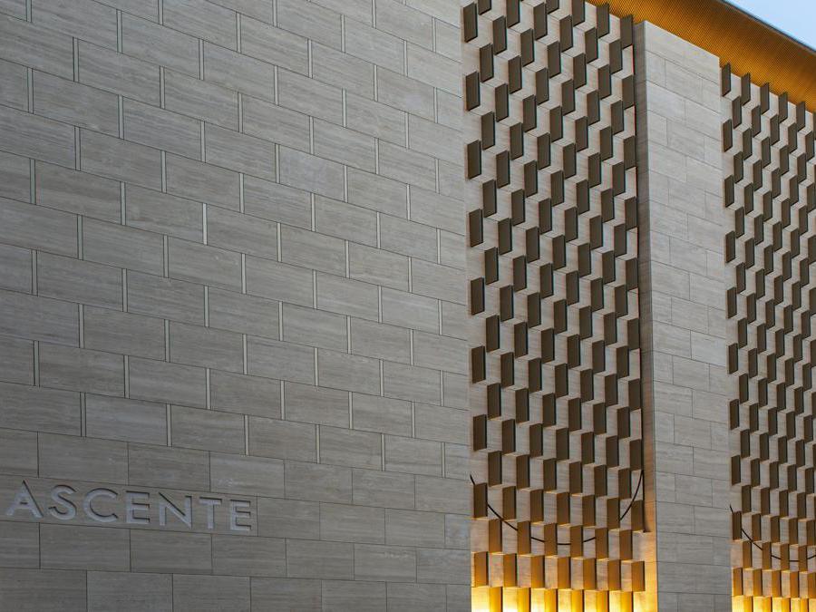 Rinascente Torino - facciata esterna
