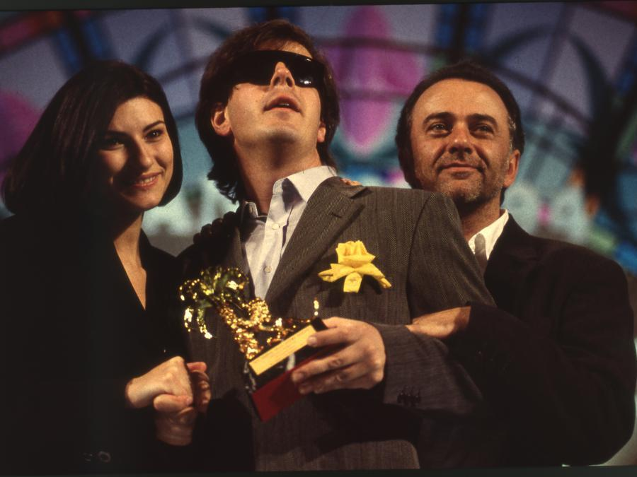 1994. Laura Pausini, Aleandro Baldi, Giorgio Faletti