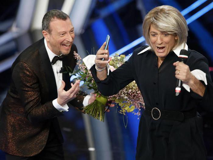 Sanremo, seconda serata tra Fiorello-De Filippi e Ricchi e Poveri