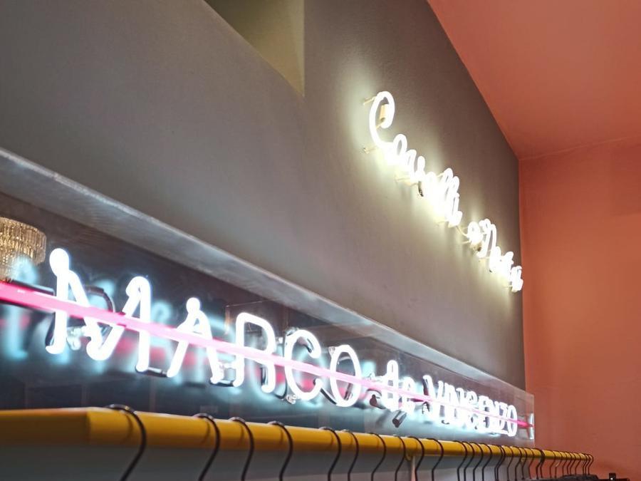 A Milano il negozio menswear di Cavalli  Nastri ospita un pop up con pezzi vintage di Marco De Vincenzo