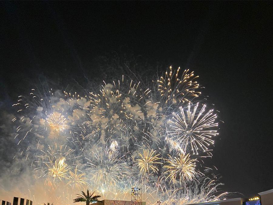 Il pop up store di Luisaviaroma inaugurato nel mall Riyadh Season a Riyadh, in Arabia Saudita: resterà fino a gennaio 2020