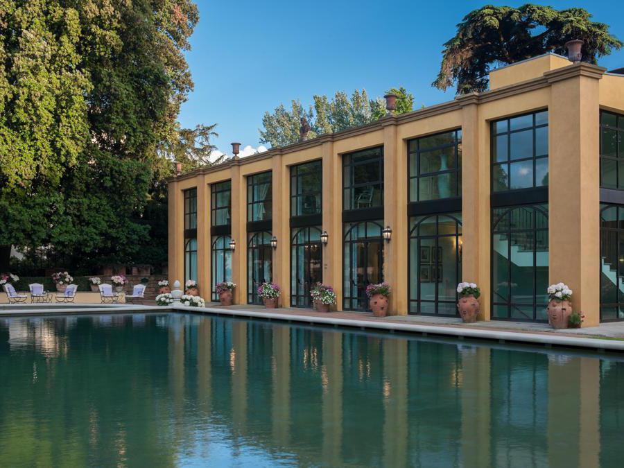 Four Seasons Hotel Firenze, la piscina e la  Spa