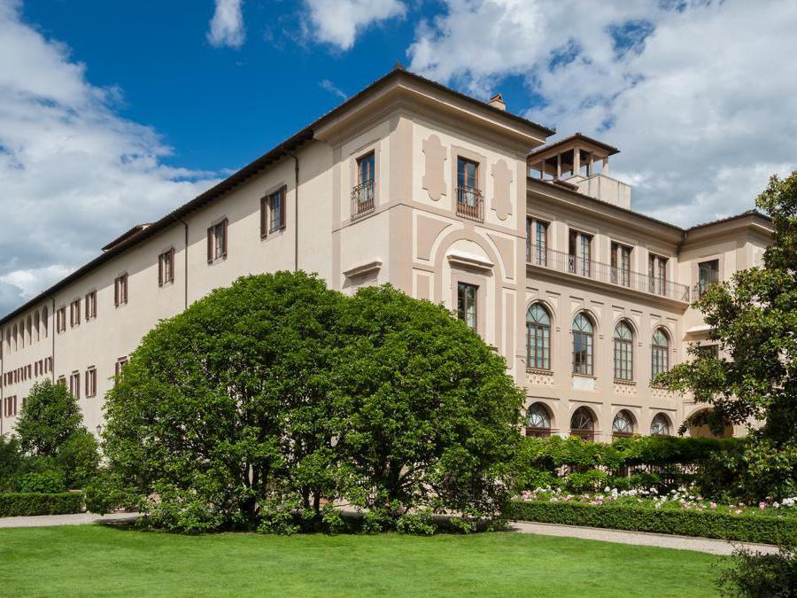 Four Seasons Hotel Firenze, Facade