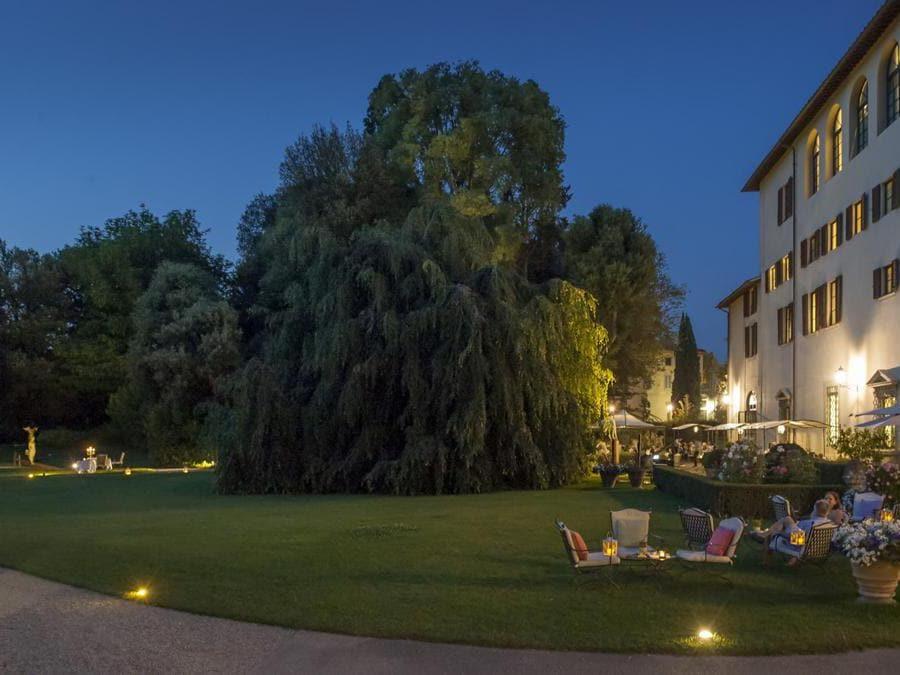 Four Seasons Hotel Firenze la terrazza d'estaste