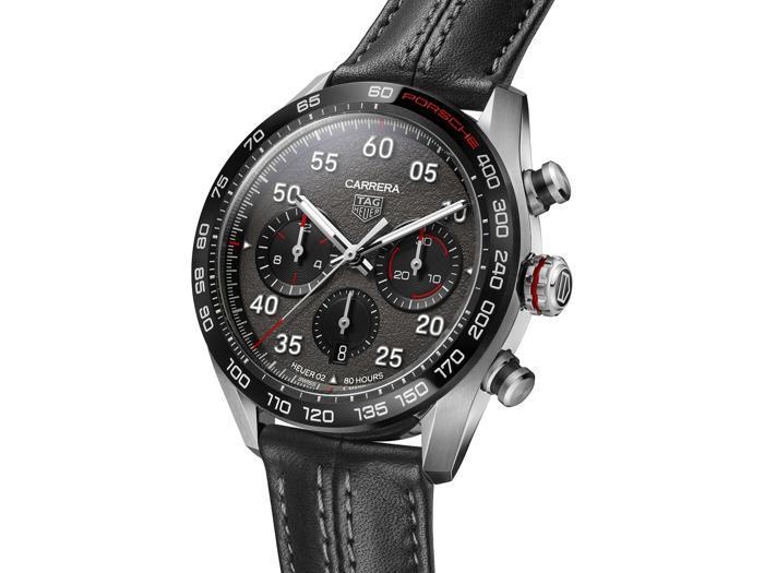 Tag Heuer presenta il Carrera Porsche Chronograph
