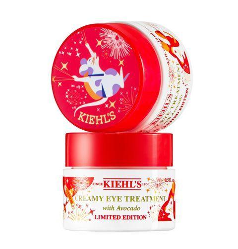 Kiehl's Lunar New Year , i flaconi e gli altri prodotti must del marchio, decorati dall'artista Eirian Chapman, hanno impresso sul pack il simpatico personaggio Rock-It the Rat