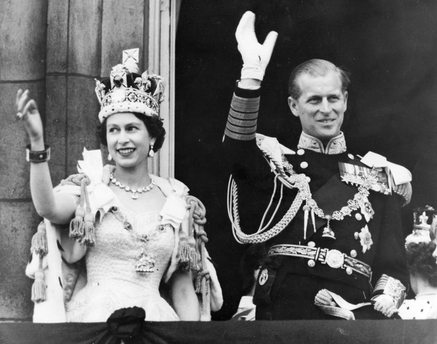 foto IPP/zumapress 2/06/1953 - Londra la Regina Elisabetta incoronata il 2 giugno 1953