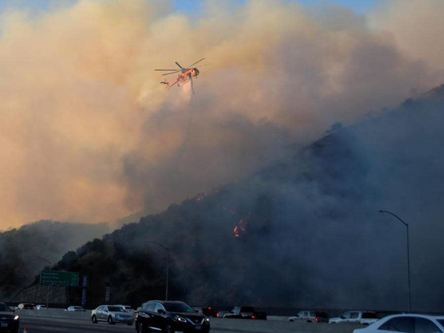 West Los Angeles(Reuters)
