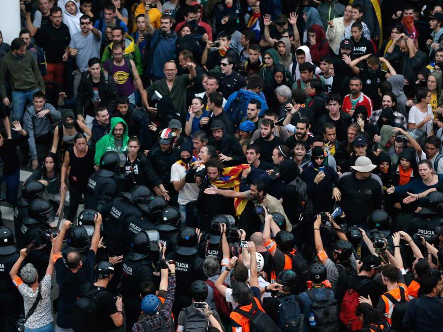 (Photo by Pau Barrena / AFP)