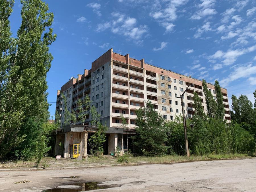 Pripyat, la città abbandonata due giorni dopo il disastro