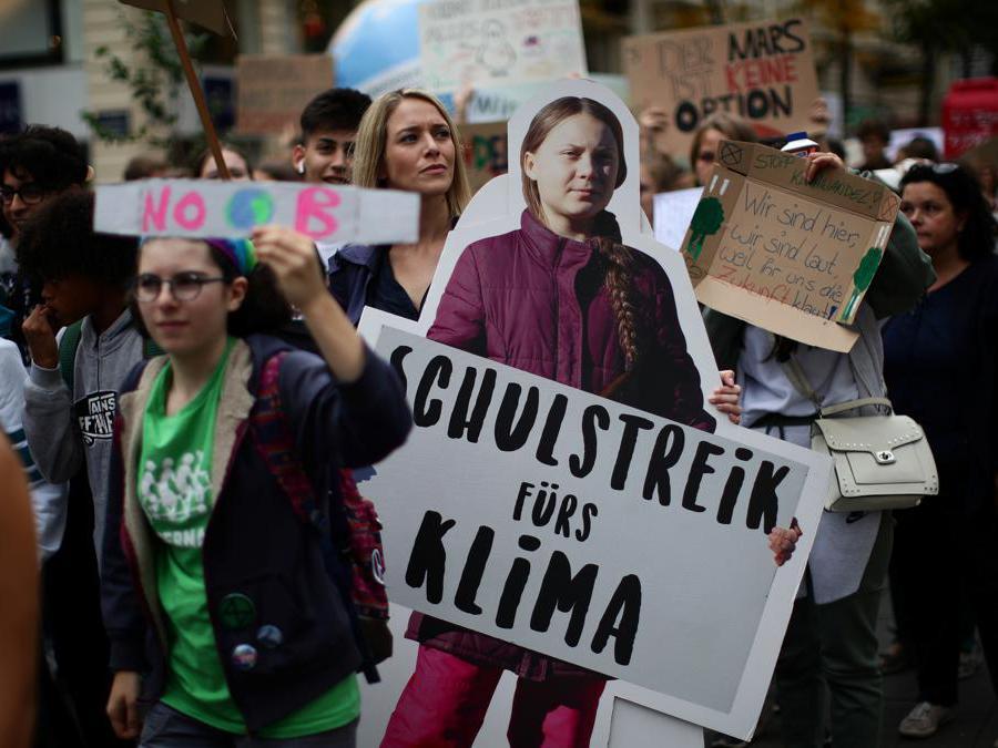 Vienna, Austria, 27 settembre 2019 (REUTERS/Lisi Niesner)