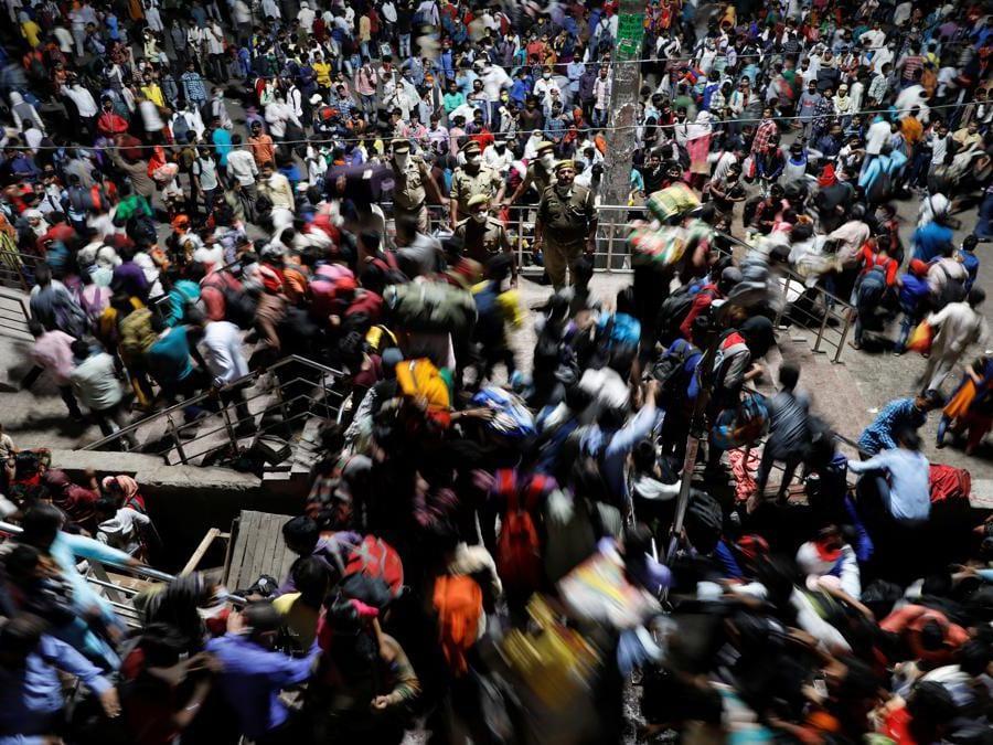 REUTERS/Anushree Fadnavis