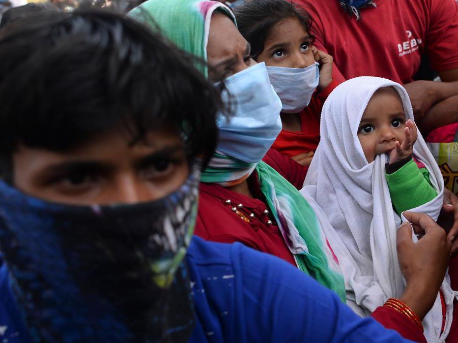 (Photo by SAJJAD HUSSAIN / AFP)