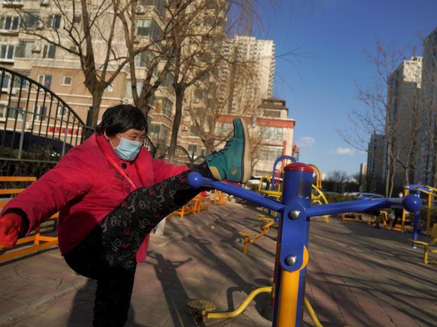 Pechino, Cina(Reuters)