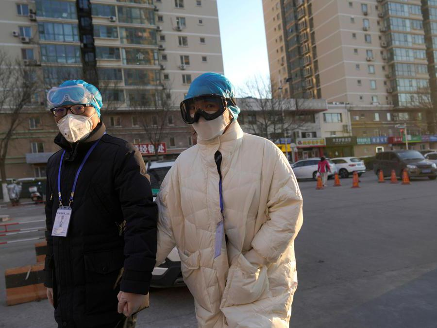 Pechino, Cina (Reuters)