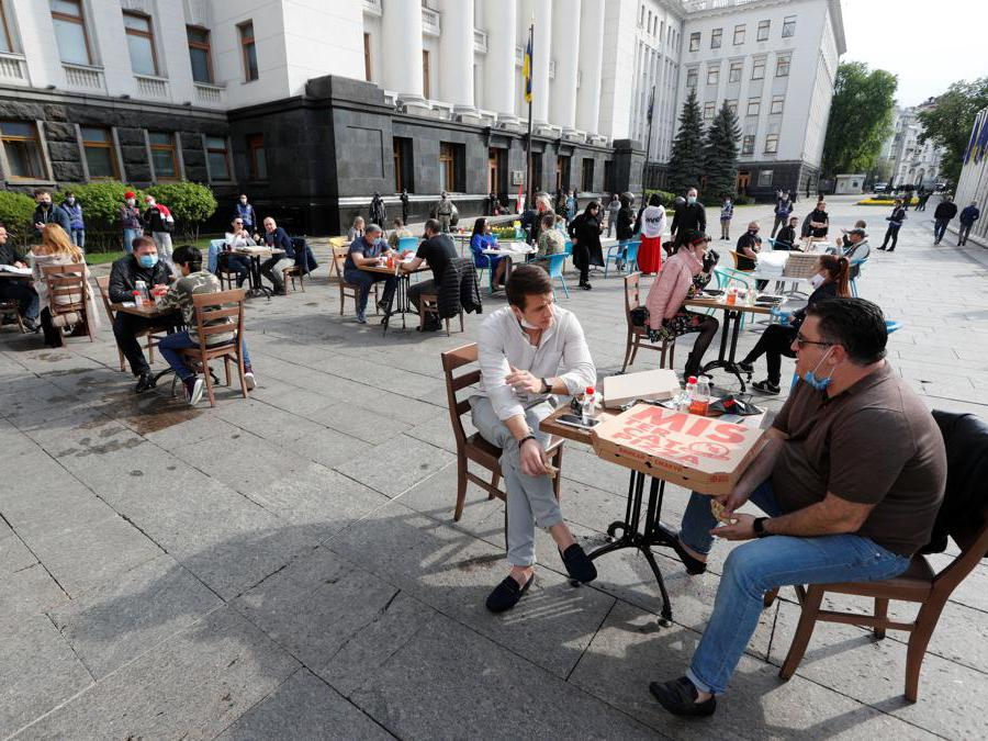 Kiev, Ukraine (REUTERS/Valentyn Ogirenko)