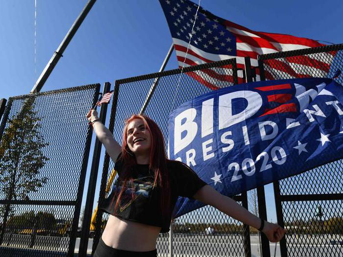 Da Washington a Ny, esplode gioia per Biden presidente