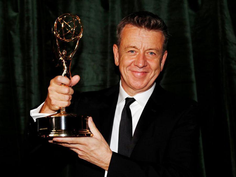 Peter Morgan miglior sceneggiature per «The Crown»(Reuters/Peter Nicholls)
