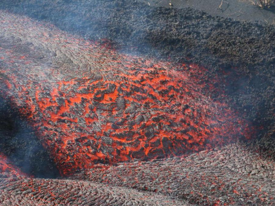 Epa / Volcanology Institute of the Canaries (INVOLCAN)