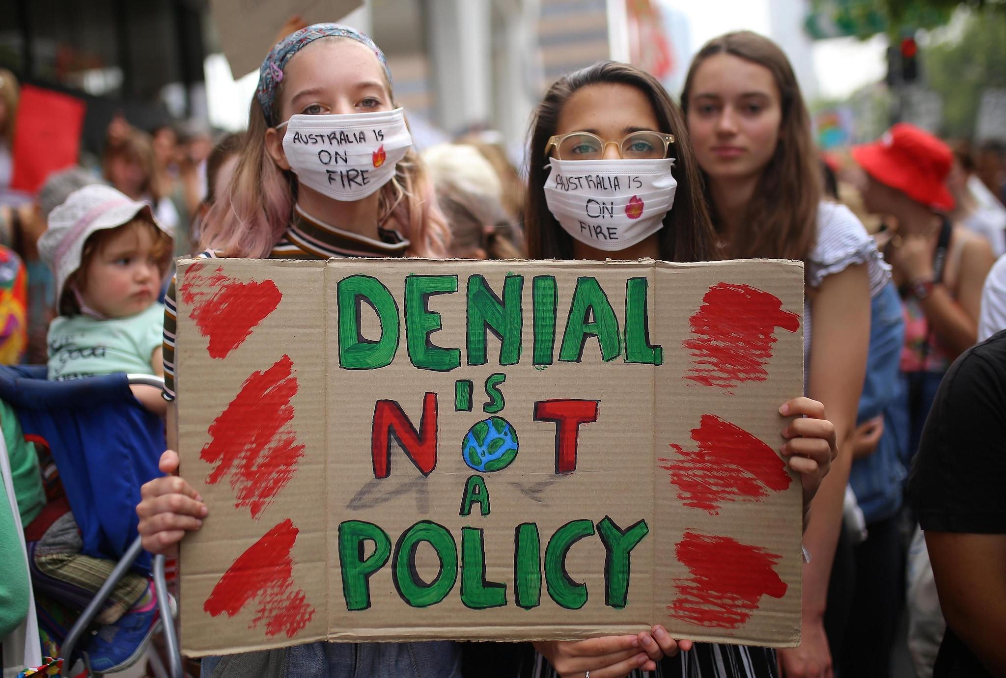 Friday for future: giovani in piazza dal Giappone all'Australia