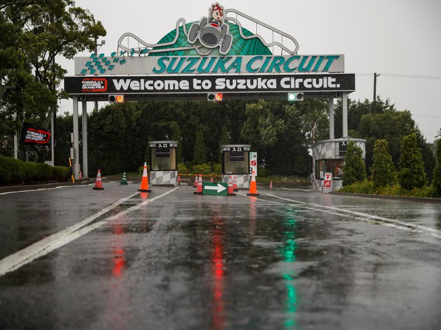 Circuito di Suzuka, Giappone centrale (REUTERS/Kim Hong-ji)
