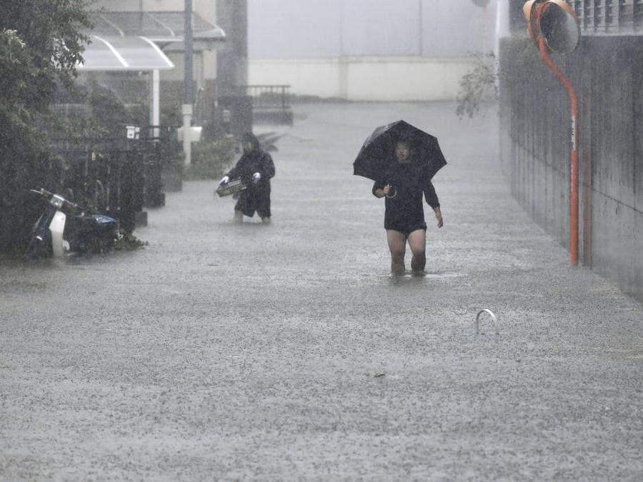 Shizuoka, Giappone(Kyodo/via REUTERS)