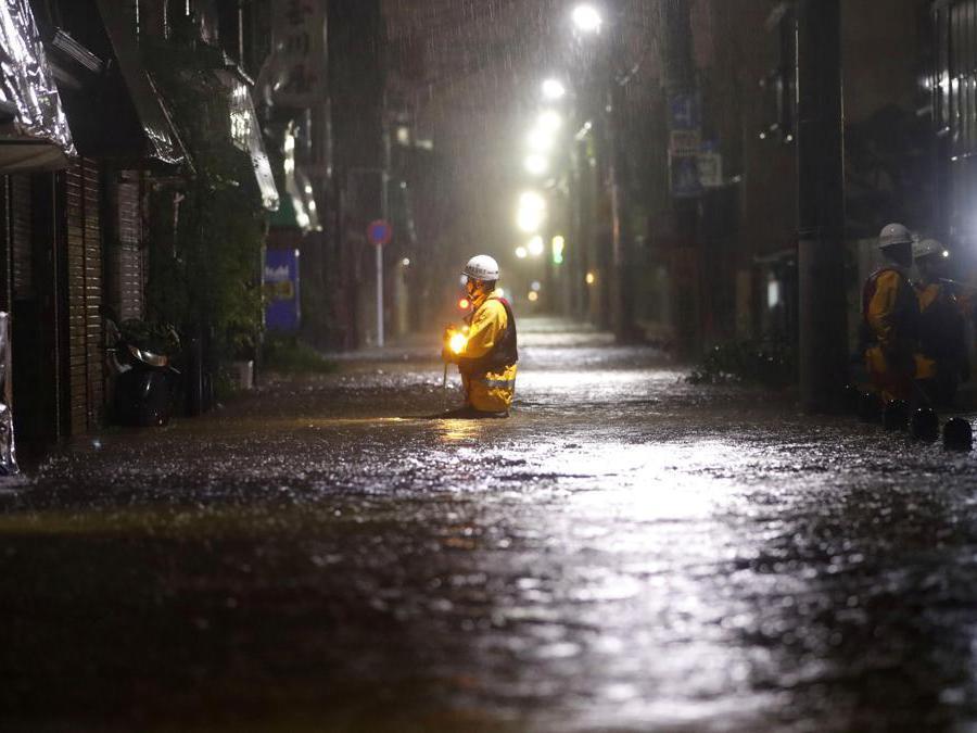 Tokyo, Giappone (Kyodo/via REUTERS)