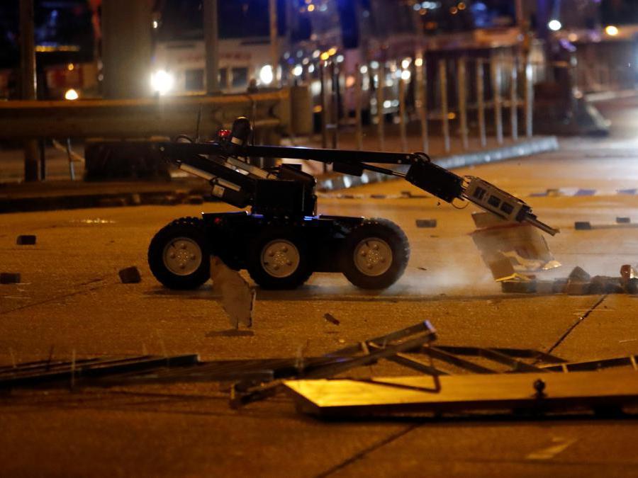 (Reuters/Umit Bektas)