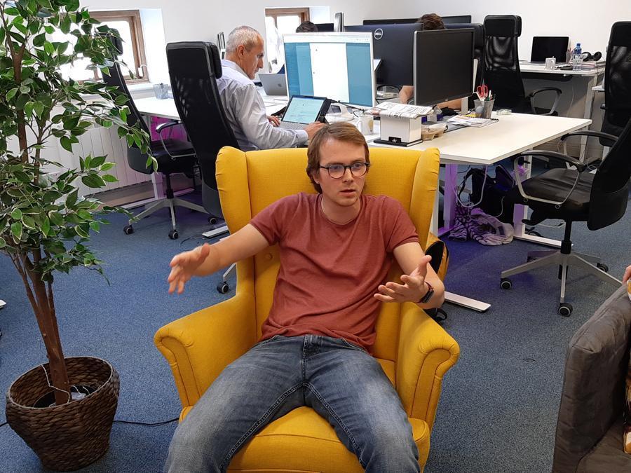 Luca Boschin, Ceo di LogoGrab