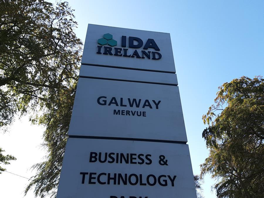 L'ingresso del Galway Technology Centre di Galway