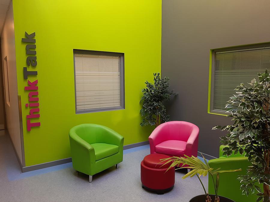Uno spazio di condivisione creativa nel Galway Technology Centre