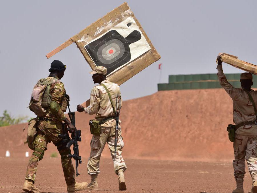 (Photo by ISSOUF SANOGO / AFP)