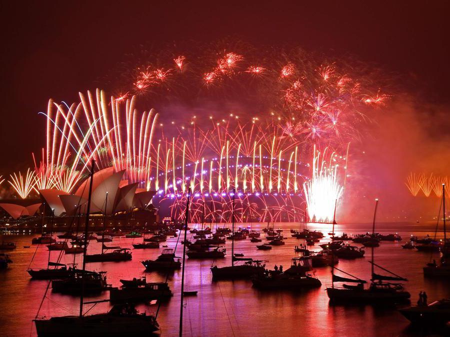 Sydney (Photo by SAEED KHAN / AFP)