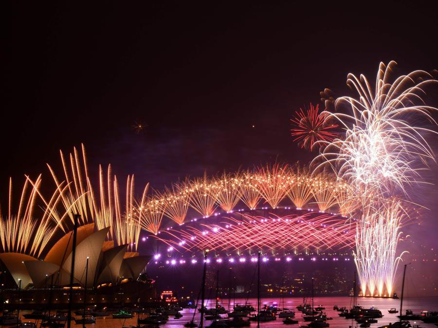 Sydney' (Photo by SAEED KHAN / AFP)