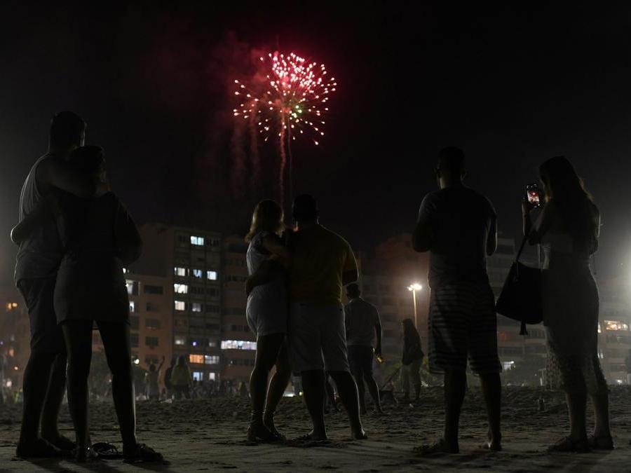 Rio de Janeiro. (Reuters / Lucas Landau)