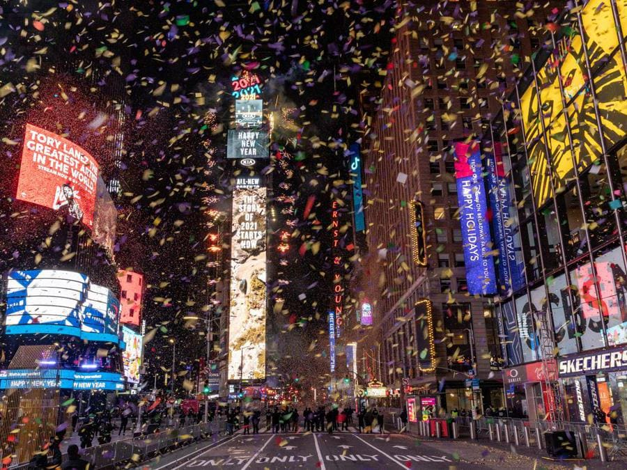 New York (Reuters / Jeenah Moon)
