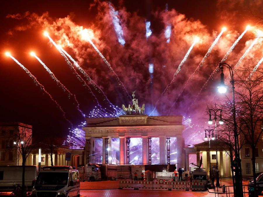 Berlino.  (Photo by Odd Andersen / Afp)
