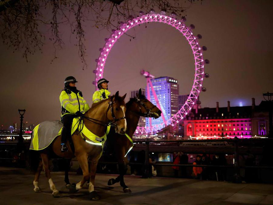 Londra. (Photo by Tolga Akmen / AFP)